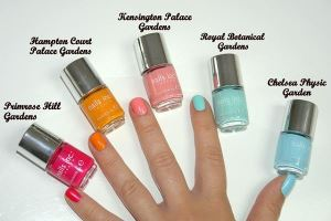 Spring 2014 collection nail
